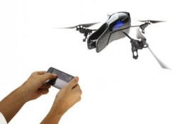 Parrot A.R. Drone now compatible with Android