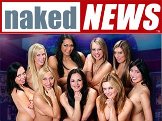 Naked News on e.tv for next 3 months