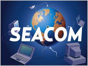 Seacom cable brings the rain