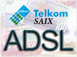 Telkom's new ADSL pricing